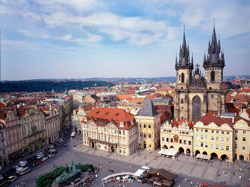 Чехия - Родина хрусталя