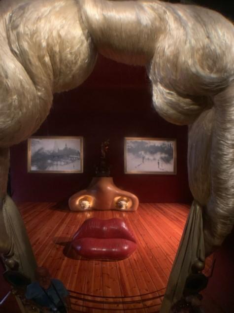Зал в Музее-театре