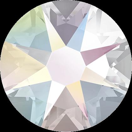 Купить стразы 2088.SS16.FB001AB Swarovski Crystal AB F ss 16 в Москве - 1440 шт. в упаковке по цене 6597.06 руб | «Венеция»