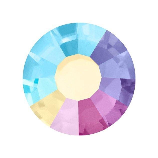 Купить стразы 43811612LF.20.00030ABN Preciosa Crystal AB NEW F ss 20 в Москве - 1440 шт. в упаковке по цене 4347.5 руб | «Венеция»