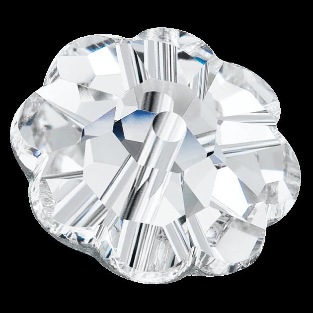 Купить пайетки 43852301.06MM.40010UF Preciosa Black Diamond UF Transparent 6 mm в Москве - 288 шт. в упаковке по цене 2223 руб | «Венеция»